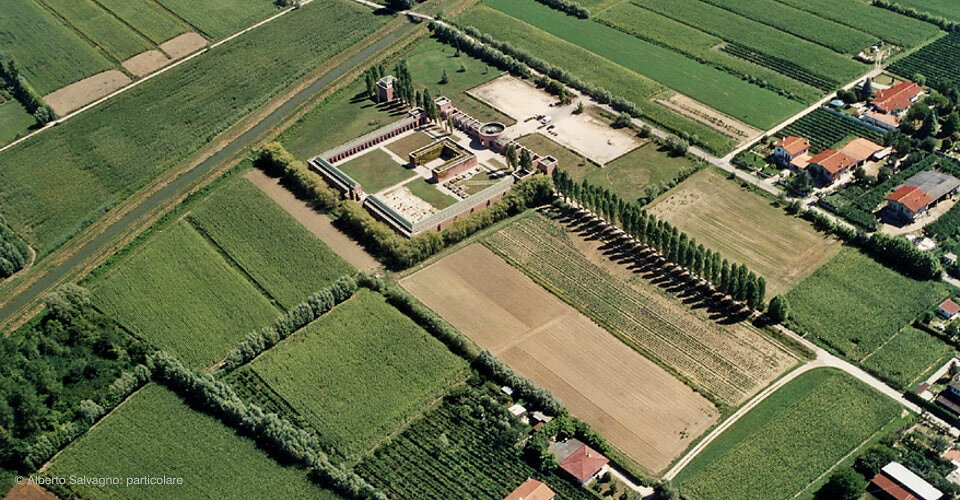 Nuovo cimitero di Fiesso D'Artico (Venezia)