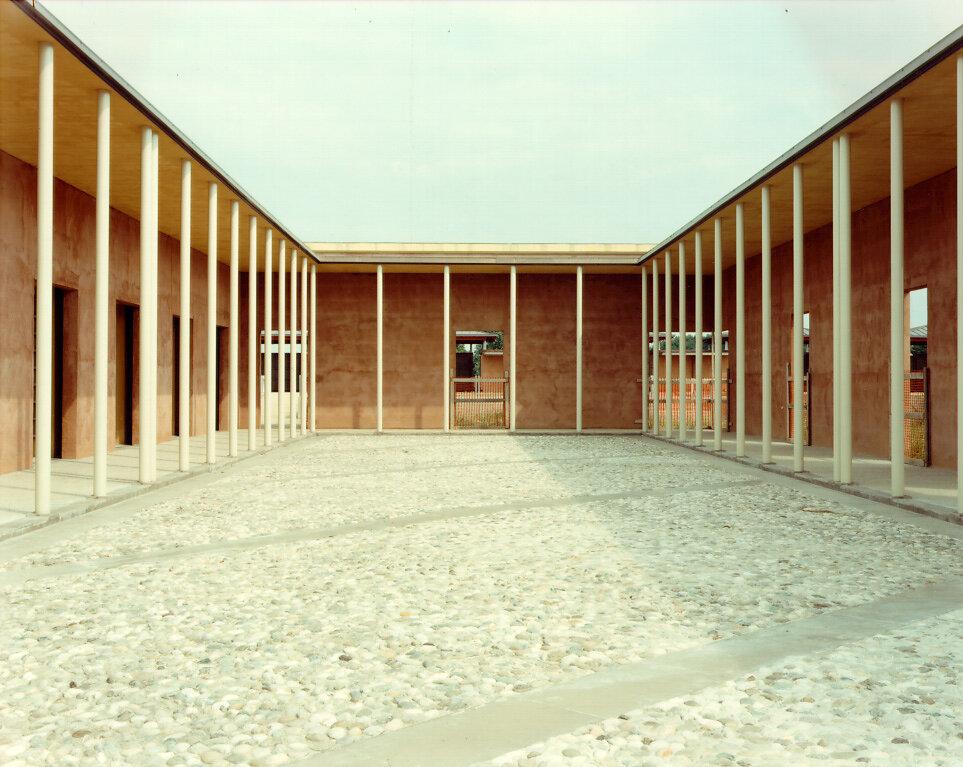 Ampliamento del cimitero di Roncaglia Rio - Padova