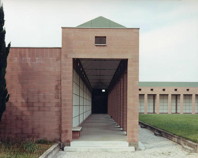 Portico dei loculi