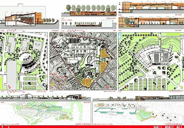 Concorso di idee per il nuovo ingresso all'Ospedale di Udine