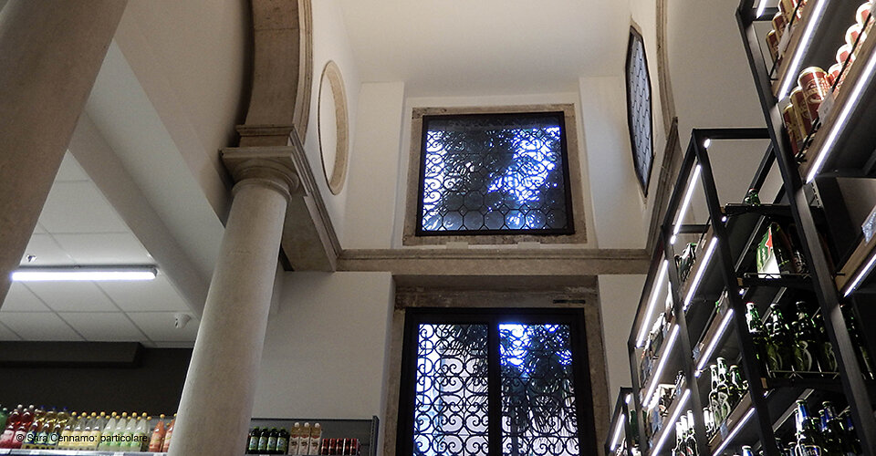 Negozio Coop a San Felice - Venezia